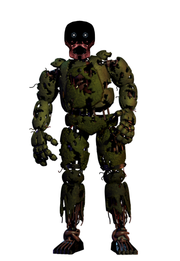 Purple guy without springtrap mask by dahooplerzman on deviantart