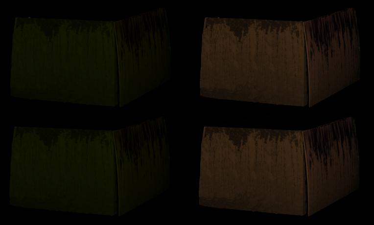 FNaF 3 Boxes Resource by DaHooplerzMan