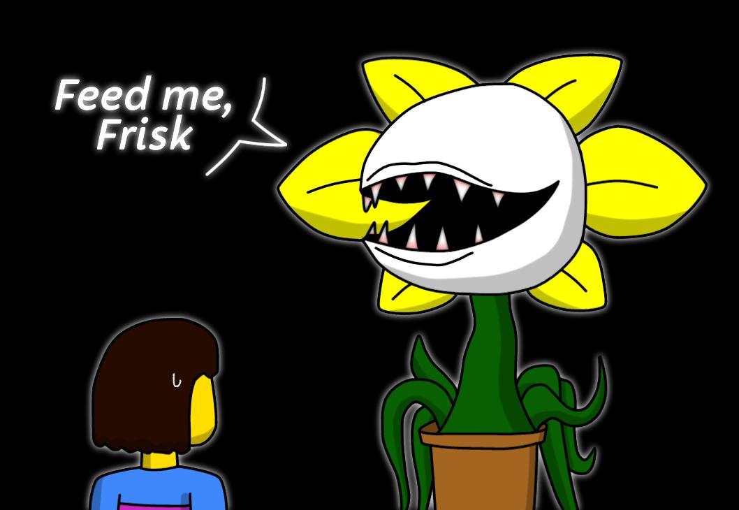 Little Tale of Horrors by DaHooplerzMan