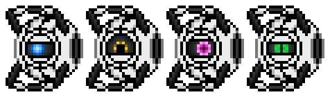Pixel Cores by DaHooplerzMan