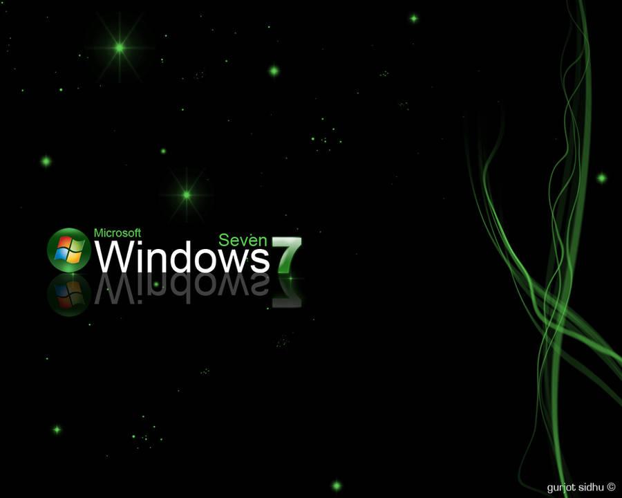Windows 7 by Lfcmaniac