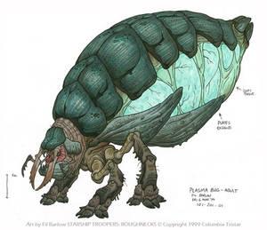 Plasma Bug: SST