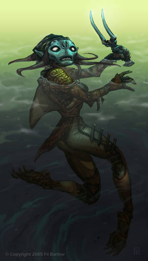 Hydro Warrior