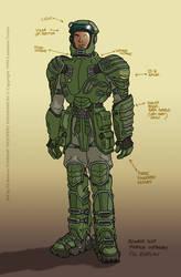 Power Suit: SST