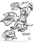 Might Ducks: Chameleon