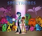 Spectrobes: Concept Art