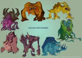 Spectrobes: Concept Art 02