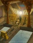 Tutenstein: Hall Of Truths: BG