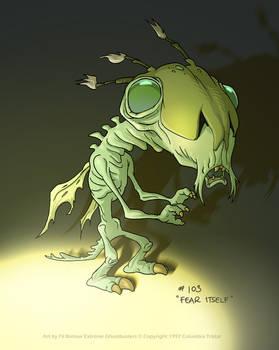 XGB: Ep03: Fear Itself