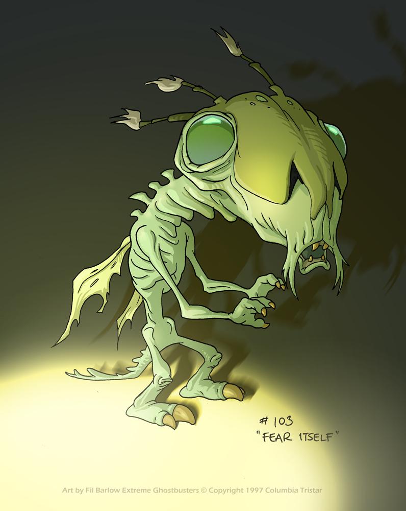 XGB: Ep03: Fear Itself by filbarlow