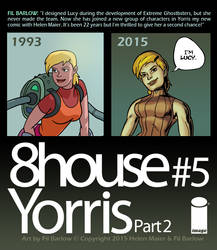 8House: Yorris: Lucy by filbarlow