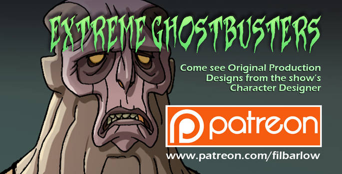 Extreme Ghostbusters: Golem