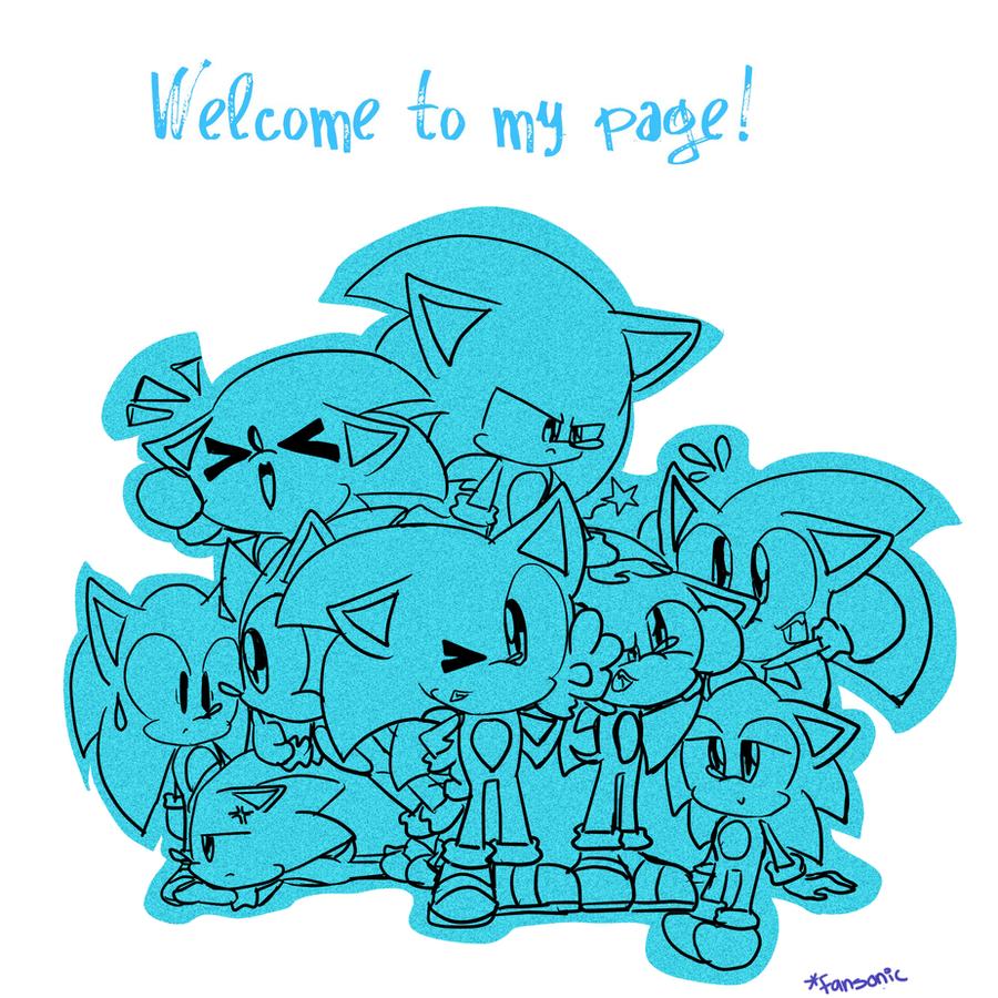 Sonic ID by fansonic