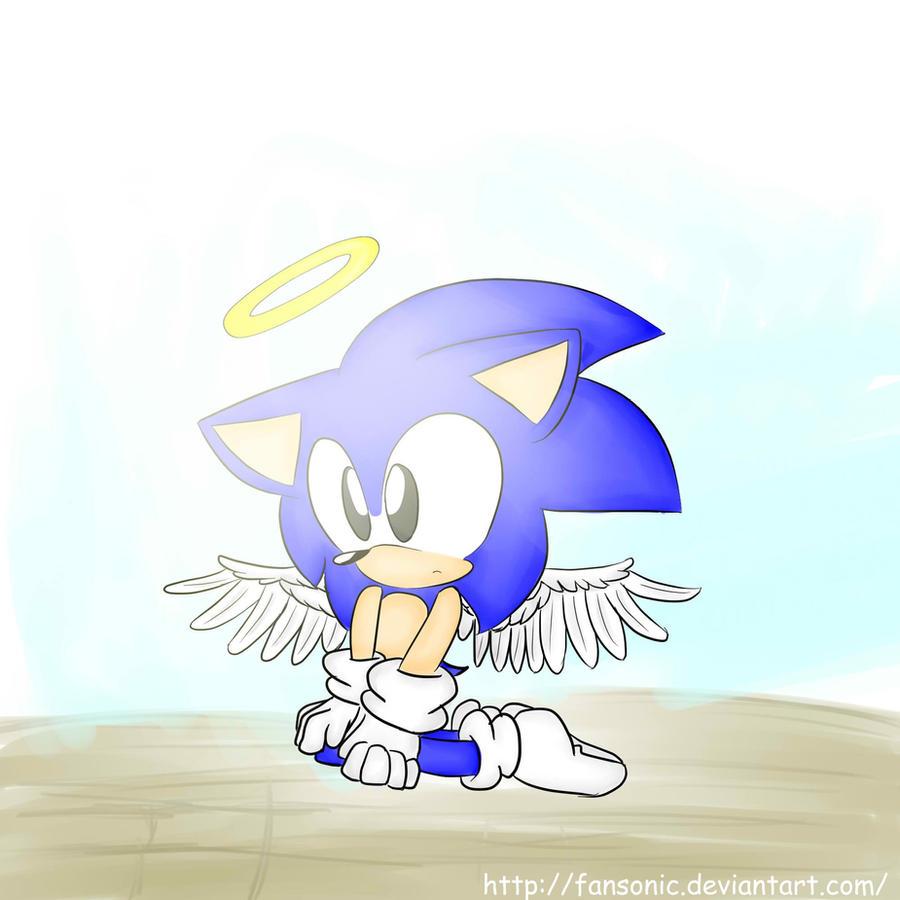 an angel is born by fansonic