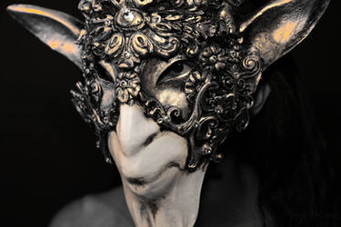 Capra Introspettiva by Onyx-Philomel