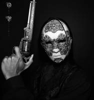 The Macrame Gunslinger by Onyx-Philomel