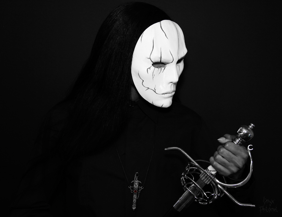 Sinister Swordsman by Onyx-Philomel