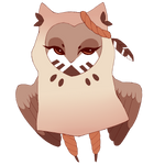 4 Great Horned Owl