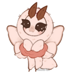 37 Venezuelan Poodle Moth