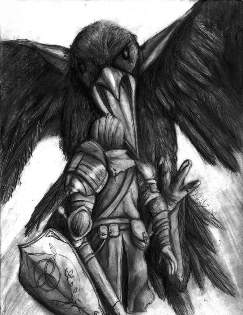 Dark Souls - Thou, who art Undead by Edglatus