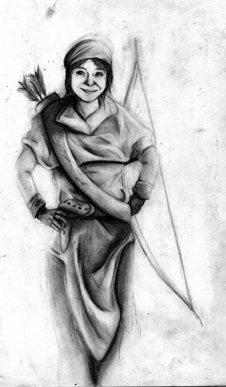 Vigilante Thief by Edglatus