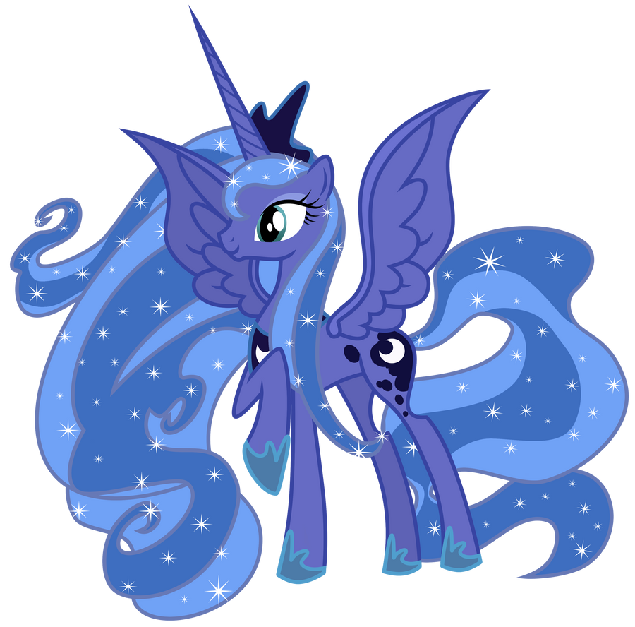 Princess Luna By Sunley by slo-momo