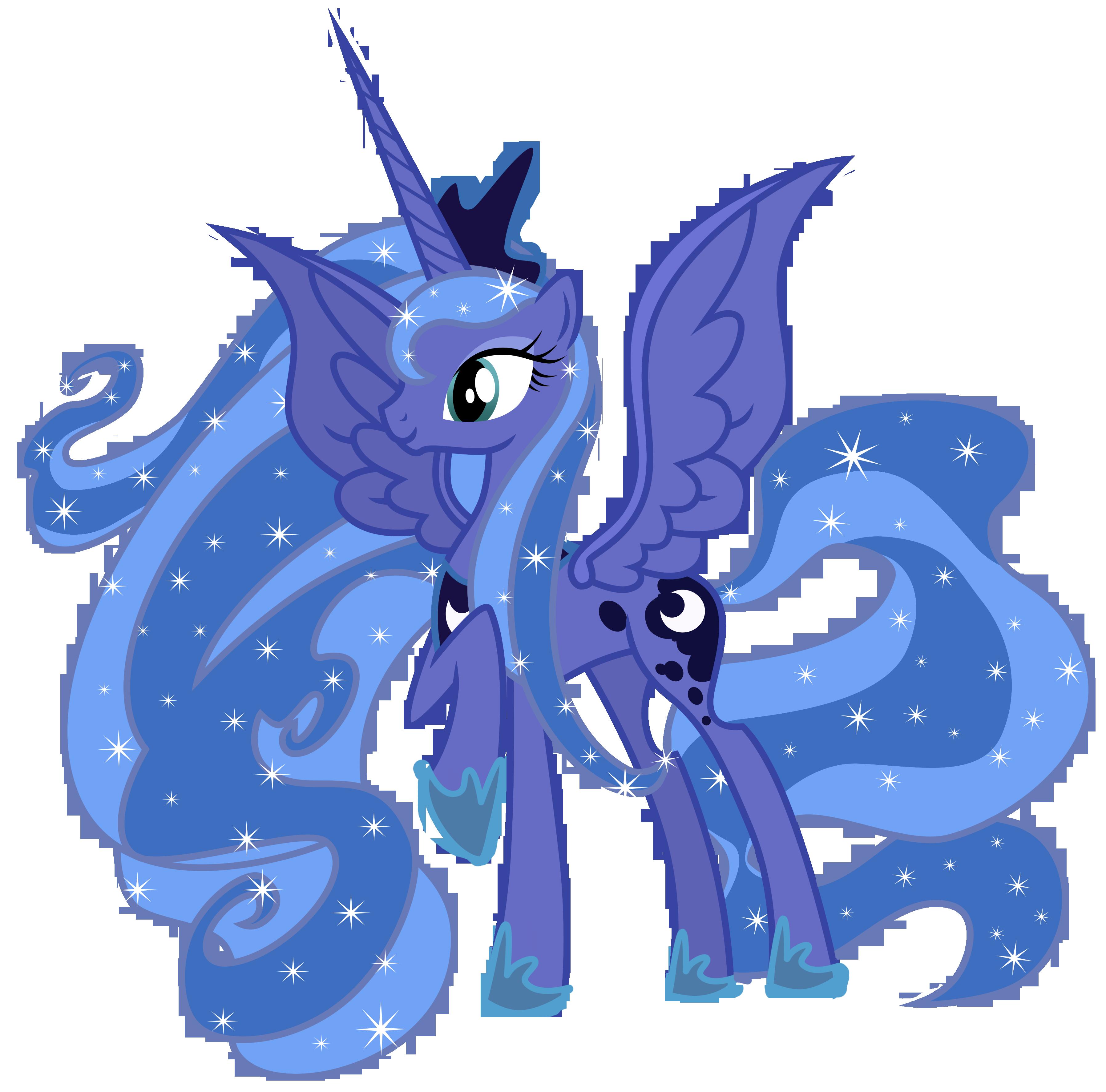 Princess Luna By Sunley by slo-momo