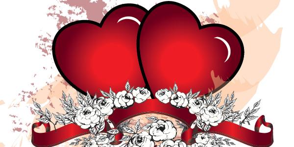 valentines day hearts by slo momo on deviantart
