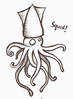 squid by Hindenburg-94