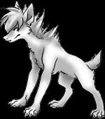 Premade FREE hyena by CierraChavez