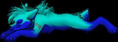 Hyena~Sprawl by CierraChavez