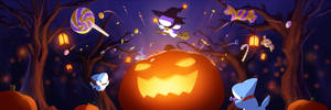 Halloween! by Vress-shark