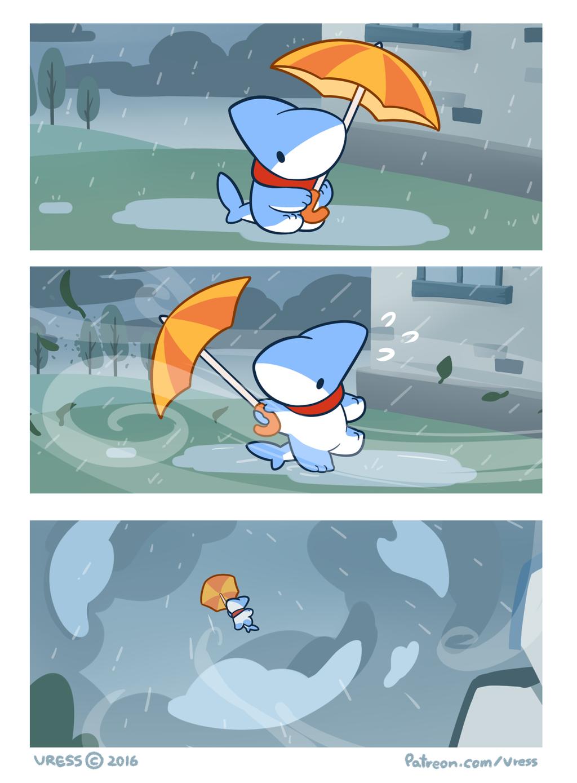 Umbrella by 0Vress0