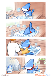 Wash by Vress-shark