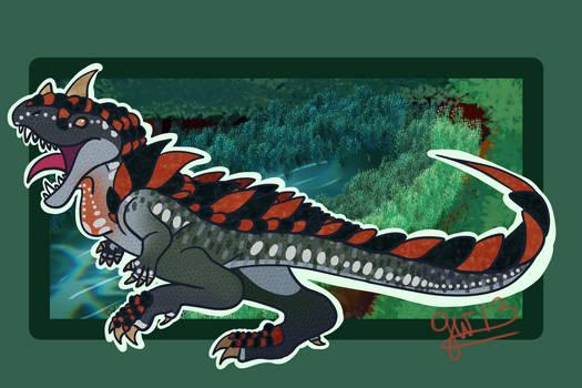 Majundasuchus