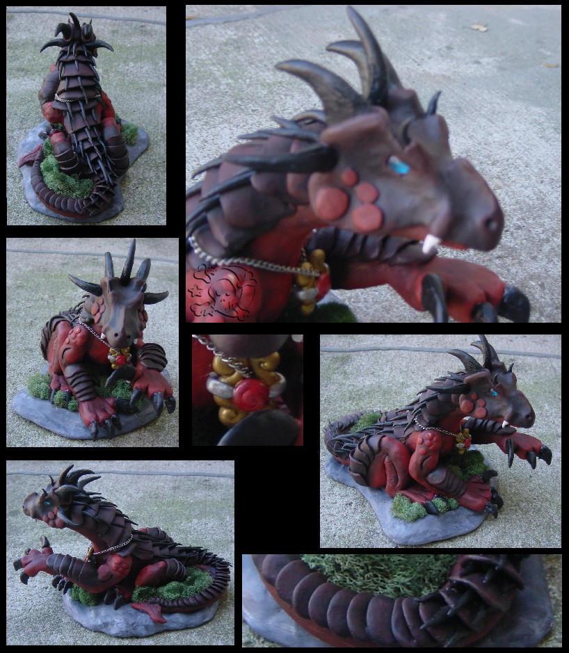 Jason's Red Dragon