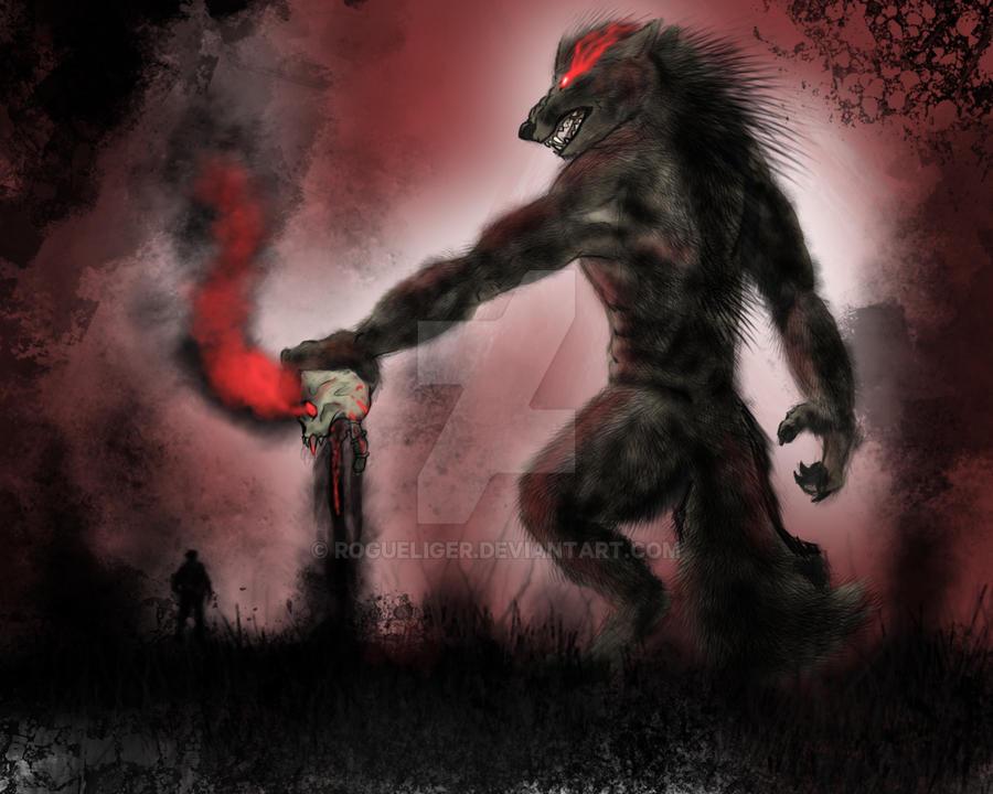 demon werewolf wwwpixsharkcom images galleries with