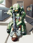 Submit to Halo