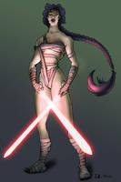 Female Sith by Eloth