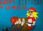 Happy Birthday Yumes
