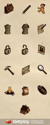 Ramshackle Icon Set