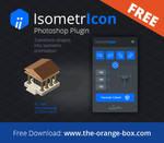 IsometrIcon - Free Photoshop Plugin