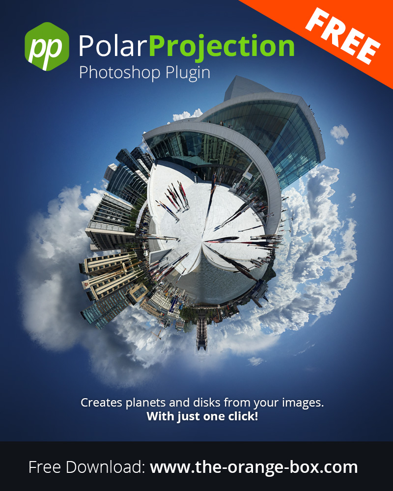 Free Polar Projection Generator by templay-team