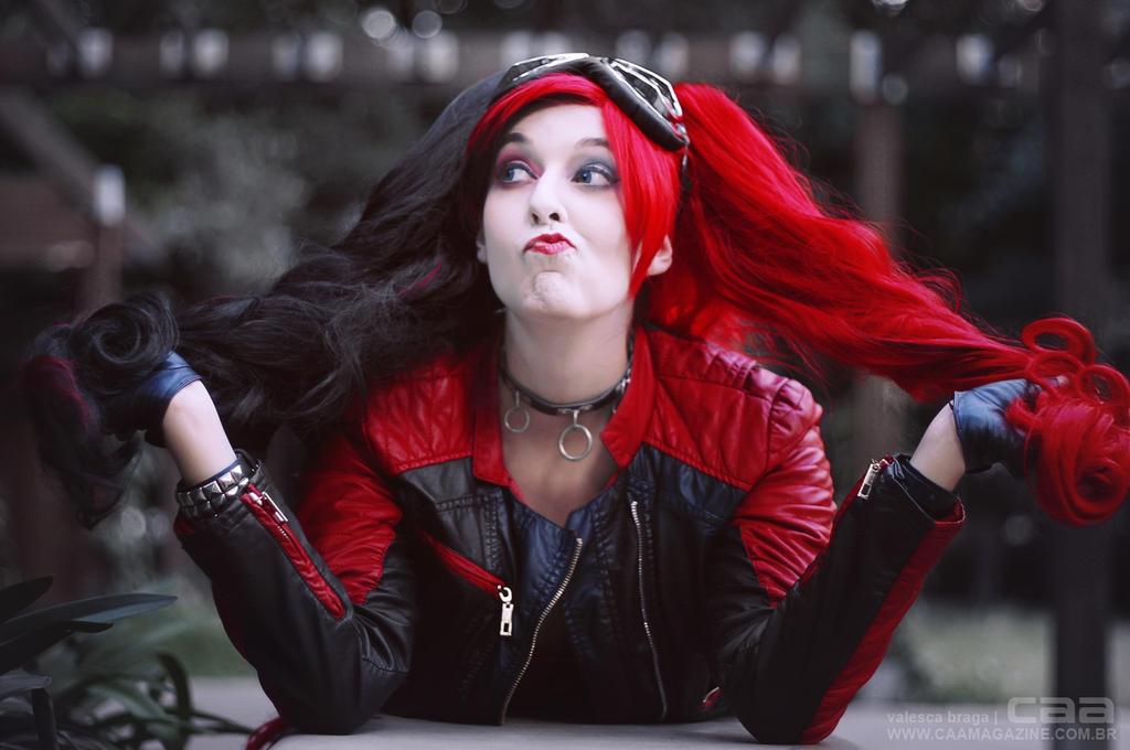 Harley Quinn by Kitty-Valentine