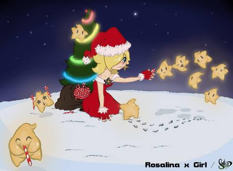 Christmas Rosalina - Lumas love candies