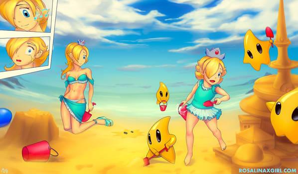 Special - Summer wallpaper