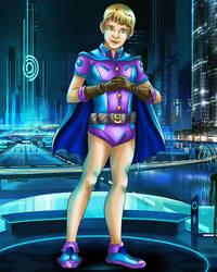 Super boy 2 by Curious4ever