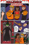 Just a Halloween TF comic pg 1 by Chica