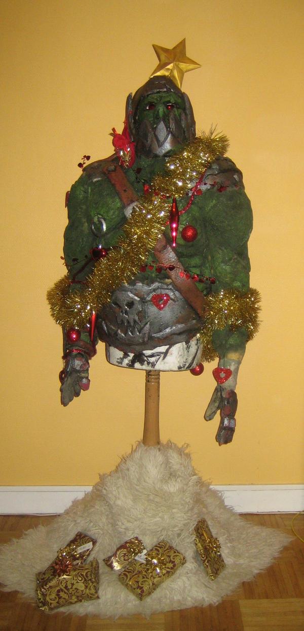 merry Christmork by carlviking