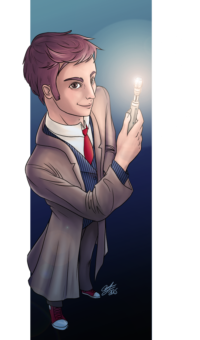 The Doctor by sefirosu-chan